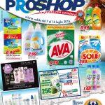 Casa Proshop 7-16 Luglio 2016