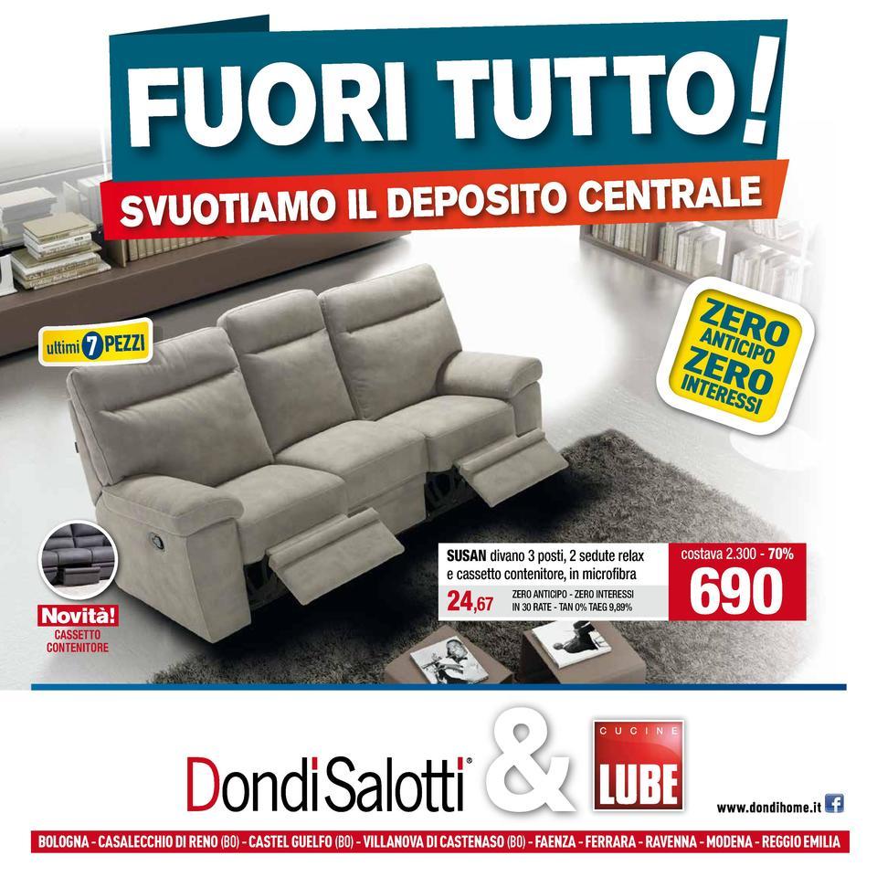 Beautiful Dondi Salotti Torino Pictures - bakeroffroad.us ...