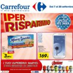 Carrefour al 20 Settembre 2016