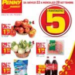 Penny Market al 28 Settembre 2016