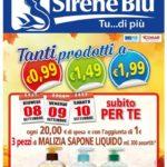 Sirene Blu 6 Settembre – 2 Ottobre 2016