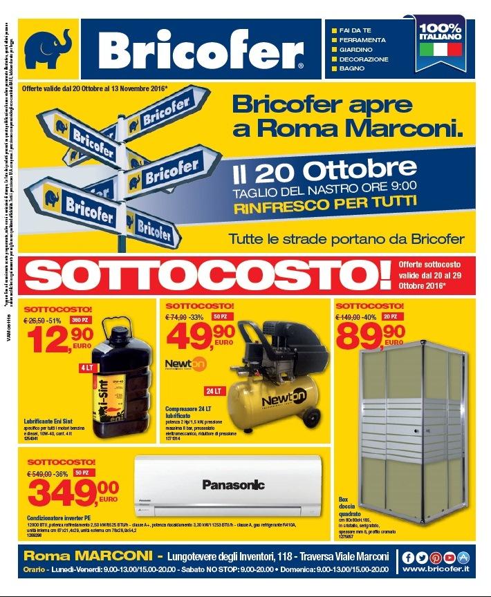 Catalogo bricofer offerte al 13 novembre 2016 volantino az for Bricofer catalogo