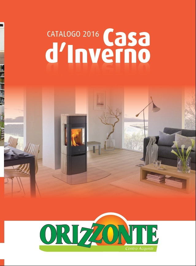 Catalogo orizzonte shop casa d 39 inverno 2016 2017 for Catalogo casa