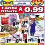 DEM Supermercati al 7 Novembre 2016