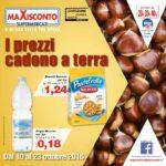 Maxisconto 10-23 Ottobre 2016