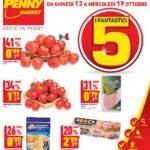 Penny Market 13-19 Ottobre 2016