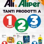 Ali Supermercati 3-16 Novembre 2016