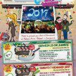 Acqua & Sapone al 8 Gennaio 2017