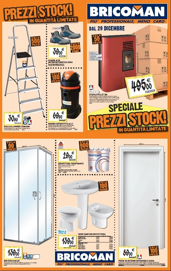 catalogo bricoman italia offerte gennaio 2017 volantino az