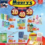 Maury's Sconti 7-22 Gennaio 2017