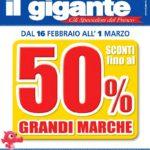 Il Gigante 16 Febbraio – 1 Marzo 2017