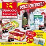 Spaccio Alimentare 24 Marzo – 6 Aprile 2017