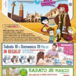 Acqua & Sapone 13 Marzo – 2 Aprile 2017