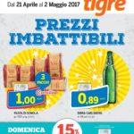 Tigre 21 Aprile – 2 Maggio 2017