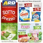 ARD Discount al 6 Aprile 2017