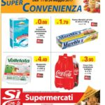 Si Con Te Supermercati al 24 Maggio 2017
