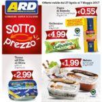 ARD Discount al 7 Maggio 2017