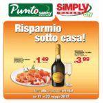 Simply Market al 22 Maggio 2017