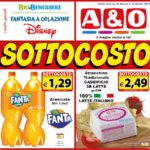 A & O Supermercato al 13 Giugno 2017