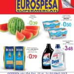 Eurospesa al 24 Giugno 2017
