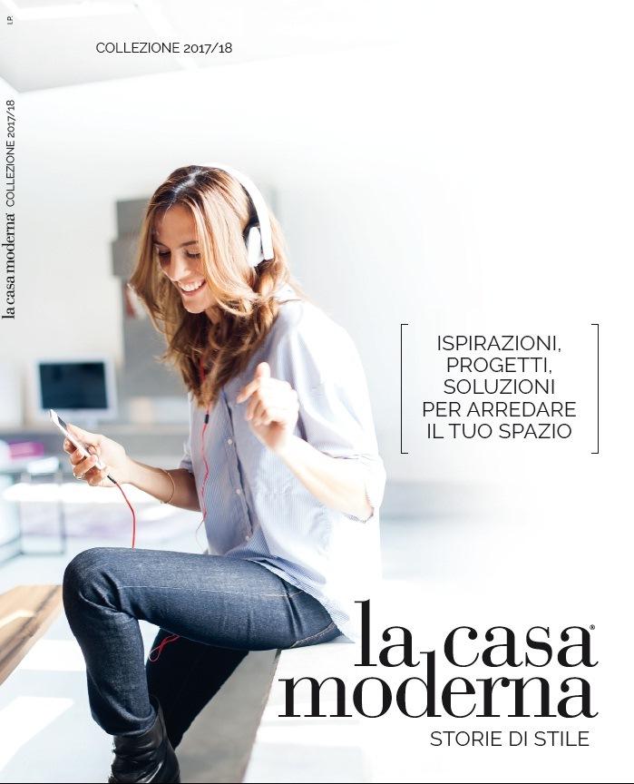 Volantino la casa moderna storie di stile 2017 2018 for Casa moderna 2017 udine orari