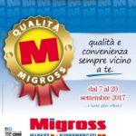 Migross Supermercati 7-20 Settembre 2017