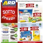 ARD Discount al 19 Settembre 2017