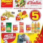Penny Market 28 Settembre – 4 Ottobre 2017