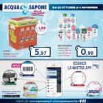 Acqua & Sapone al 6 Novembre 2017