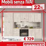 Grancasa MOBILI SENZA IVA al 27 Novembre 2017