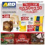 ARD Discount al 3 Dicembre 2017