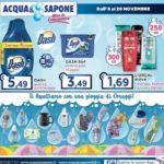 Acqua & Sapone al 20 Novembre 2017