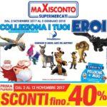 Maxisconto 2-12 Novembre 2017