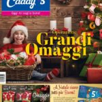 Caddy's Grandi Omaggi 14-31 dicembre 2017
