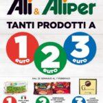 Ali Supermercati 25 Gennaio – 7 Febbraio 2018