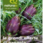NaturaSi Italia Offerte Gennaio 2018
