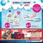 Acqua & Sapone 7-26 Febbraio 2018