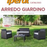 Iperal Arredo Giardino 5 Aprile – 27 Giugno 2018