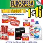 Eurospesa 2-12 Maggio 2018