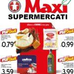 Maxi Supermercati al 13 Giugno 2018