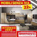 Granbrico MOBILI SENZA IVA 22% 7 Giugno – 2 Luglio 2018