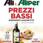 Ali Supermercati Prezzi Bassi 26 Luglio – 8 Agosto 2018