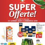 Lidl Super Offerte 30 Luglio – 5 Agosto 2018