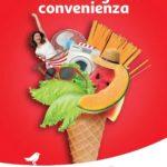 Auchan L'estate al gusto convenienza 12-25 Luglio 2018