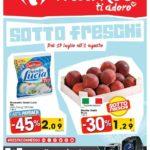 Carrefour Market Sotto Freschi 19 Luglio – 1 Agosto 2018