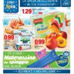 Eurospin Materassino da spiaggia 12-22 Luglio 2018