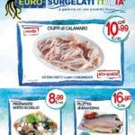Eurosurgelati Ciuffi di Calamaro Luglio-Agosto 2018