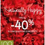 Yves Rocher Naturally Happy 3-30 Luglio 2018