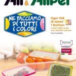 Ali Supermercati Tutti i Colori 6-19 Agosto 2018