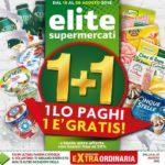Super Elite 1 lo paghi 1 e' gratis 16-29 Agosto 2018